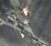 Cette image tirée d'une vidéo diffusée par Moscou... (IMAGE MINISTÈRE RUSSE DE LA DÉFENSE/REUTERS) - image 1.0
