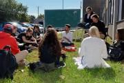 Une quarantaine de professeurs ont donné jeudi, pour... (Photo: François Gervais, Le Nouvelliste) - image 1.0