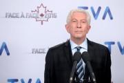 Les attaques du chef du Bloc québécois, Gilles... (PHOTO BERNARD BRAULT, LA PRESSE) - image 1.0