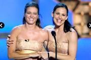 Jennifer Garner et son double... (Tirée du site web) - image 5.0