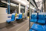 Plus spacieux, les wagons de métro AZUR vont... (PHOTO HUGO-SÉBASTIEN AUBERT, ARCHIOVES LA PRESSE) - image 1.1