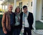 Alain Fournier, Brigitte Poitras et Enock-Robin Turcotte de... - image 1.0