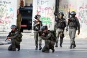 Un adolescent palestinien a été tué lundi par... (PHOTO MUSA AL-SHAER, AFP) - image 1.1