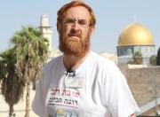 Yehuda Glick en novembre 2013.... (ARCHIVES AFP) - image 2.0