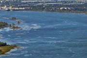 Les huit milliards de litres d'eaux uséesreprésentent le... (Photo Ivanoh Demers, archives La Presse) - image 1.0