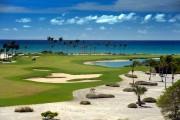 Trou numéro 2, du Punta Espada Golf Club.... (Photo Bernard Brault, La Presse) - image 1.0