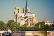 La cathédrale Notre-Dame de Paris... (Thinkstock, Digital Vision) - image 7.0