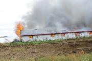 L'incendie a fait revivre de douloureux souvenir à... (Photo Le Quotidien, Laura Lévesque) - image 1.1