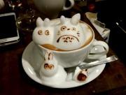 Un café servi au Cafe10g à Osaka, au... (Image tirée de Twitter) - image 3.0