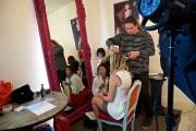 Au total, une centaine de filles se sont... (PHOTO ANDRÉ PICHETTE, LA PRESSE) - image 2.0