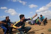 Les violences se sont étendues vendredi pour la... (PHOTO MOHAMMED ABED, AFP) - image 1.0