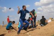 Les violences se sont étendues vendredi pour la... (PHOTO MOHAMMED ABED, AFP) - image 3.0
