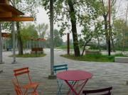 De nouveaux espaces dotés de tables et d'aires... (PHOTO CATHERINE LEFEBVRE, COLLABORATION SPÉCIALE) - image 2.0
