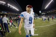 Les Lions de Detroit sont la seule équipe... (Photo: Agence France-Presse) - image 3.0