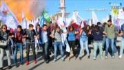 La Turquie sous le choc enterrait dimanche les... (Photo Melike Tombalak/dokuz8HABER, Reuters) - image 1.0