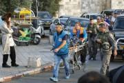 Ce sont les treizième et quatorzième attaques à... (Photo Ronen Zvulun, Reuters) - image 1.0