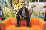 Dinorah Catzalco nous accueille dans sa «jungle» colorée.... (Patrick Woodbury, LeDroit) - image 5.0