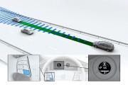 Le système de régulateur de vitesse adaptatif calcule... (Photo fournie par Volvo) - image 1.0