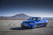 Lexus GS F... (Photo fournie par le Lexus) - image 2.0