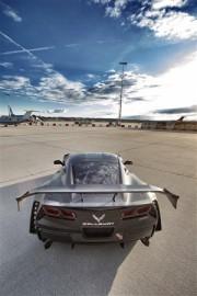Le préparateur de voitures Callaway aprésenté sa nouvelle... (PHOTO FOURNIE PAR Callaway Competition) - image 1.0