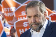 Thomas Mulcair invite encore les progressistes du reste... (Ryan Remiorz, La Presse Canadienne) - image 2.0