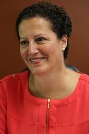 La présidente et éditrice de La Voix de... (Alain Dion, La Voix de l'Est) - image 1.0