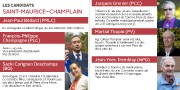 Formée en 2004, la circonscription de Saint-Maurice - Champlain vit sans doute... - image 3.0