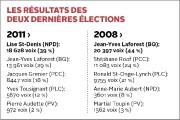 Formée en 2004, la circonscription de Saint-Maurice - Champlain vit sans doute... - image 3.1