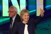 Le sénateur du Vermont, Bernie Sanders, gagne du... (Agence France-Presse) - image 4.0
