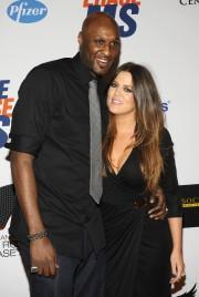 Lamar Odom et Khloe Kardashian en mai 2012.... (ARCHIVES AP) - image 2.0
