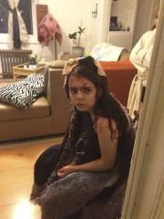 Quelques heures après son agression, Natasha portait encore... (Courtoisie) - image 3.0