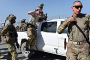 Des soldats américains sont vus sur une base... (PHOTO WAKIL KOHSAR, ARCHIVES AFP) - image 3.0