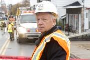 Le maire de Saint-Alexis-des-Monts, Michel Bourassa.... (Photo: Stéphane Lessard) - image 3.0