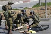 Un Palestinien déguisé en journaliste selon l'armée israélienne... (PHOTO NASSER SHIYOUKHI, AP) - image 5.0