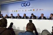Les dix compagnies pétrolières et gazières, qui pompent... (Eric Piermont, Agence France-Presse) - image 2.0