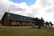 Le pavillon Chicotte-la-Mer, construit en bois rond, offre... (Photo Le Progrès-Dimanche, Roger Blackburn) - image 2.0