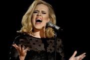 La chanteuse britannique Adele a choisi Xavier Dolan... (PHOTO ARCHIVES AP) - image 1.0
