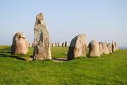 Ales Stenar, le Stonehenge suédois.... (Photo Laila Maalouf, La Presse) - image 2.0