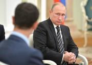 Le président Vladimir Poutine.... (PHOTO ALEXEY DRUZHININ, RIA NOVOSTI/KREMLIN/AP) - image 3.1