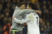 Le Paris SG et le Real Madrid se sont neutralisés 0 à 0 dans une... (Photo AFP) - image 2.0