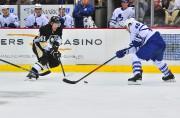 Daniel Sprong des Islanders de Charlottetowna disputé 18... (AFP) - image 8.0
