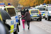 Ce drame rarissime dans le royaume scandinave s'est... (PHOTO BJORN LARSSON ROSVALL, REUTERS/TT) - image 2.0