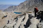 Le sentier de la John Muir Trail, nommé... (Photo Marie-Soleil Desautels, La Presse) - image 1.0