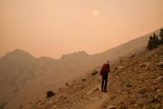 Le sentier de la John Muir Trail, nommé... (Photo Marie-Soleil Desautels, La Presse) - image 1.1