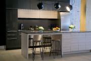 Dans la cuisine, conçue par Humà Design, des... (Photo David Boily, La Presse) - image 1.1
