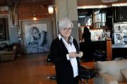 Marie Josée Trempe, présidente de l'agence de mannequins... (Photo Martin Chamberland, La Presse) - image 2.0