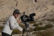 Le cinéaste André Maurice en pleine action.... (André Maurice) - image 1.0