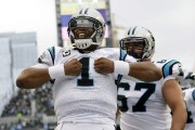 Contre toute attente, Cam Newton et les Panthers... (Associated Press) - image 2.0