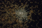 La ville italienne de Milan, après sa transition... (NASA/ESA) - image 8.1