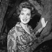 Maureen O'Hara en 1960... (Archives AP) - image 2.0